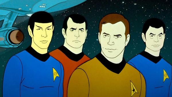 Eine animierte Star-Trek-Serie über eine Gruppe Teenager ist in Arbeit