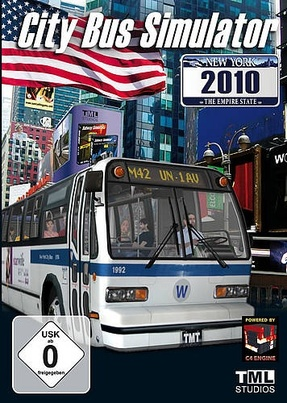 City Bus Simulator 2010: New York