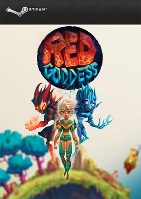 Red Goddess: Inner World