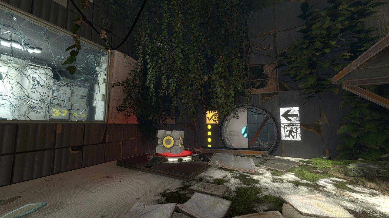 Portal 2 - Mod Destroyed Aperture im Herbst 2018, liefert 20 Levels