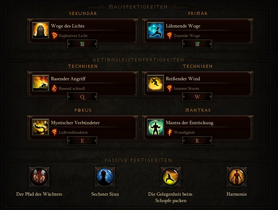 Diablo 3 Season 15 - Klassenguide: Der beste Mönch-Build