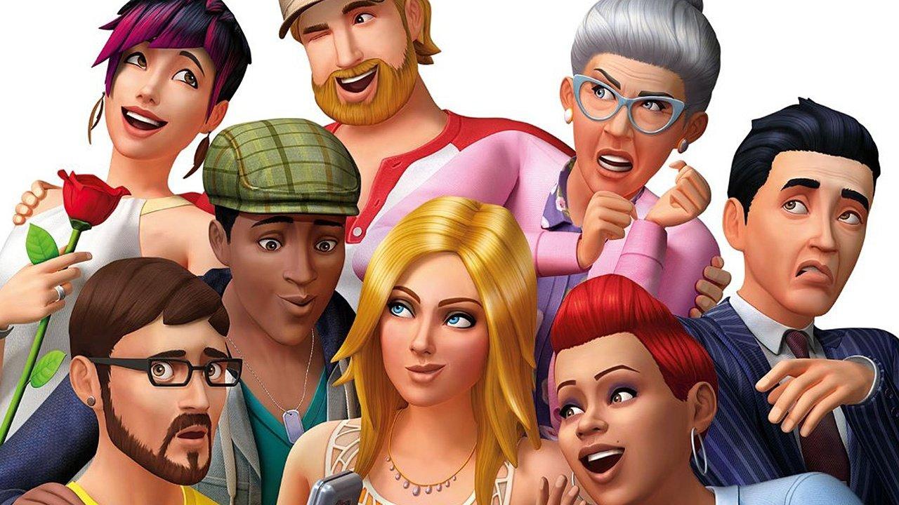 Die Sims 4 Erstelle Einen Sim Demo Ab Sofort Verfügbar Gamestar