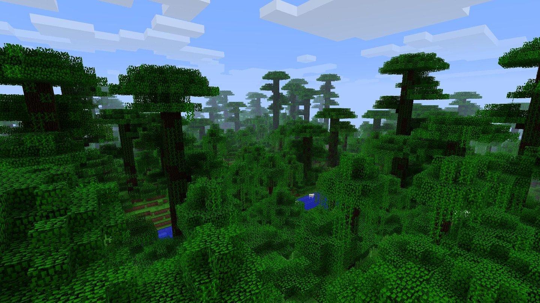 Minecraft DschungelLandschaften Und Tiere Kommen GameStar - Minecraft spiele mit tieren