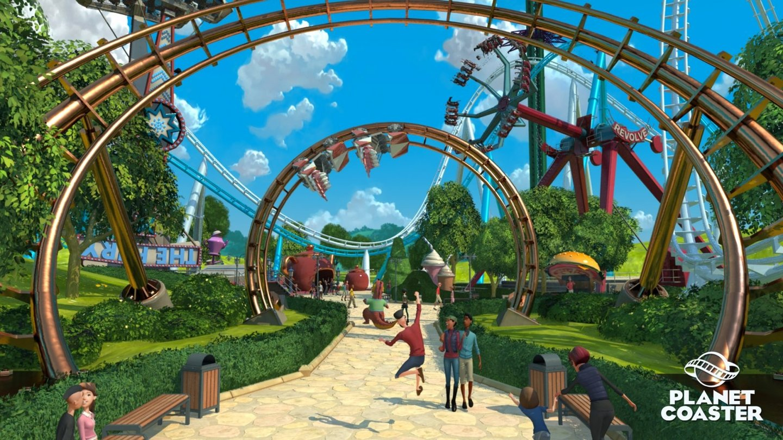 freizeitpark simulation
