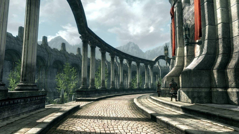 The Elder Scrolls Skyblivion Oblivion Version Auf Basis Der Skyrim Engine