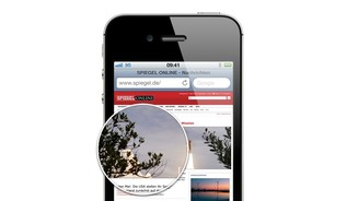 Apple iPhone 4S Retina Display