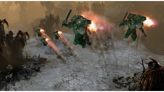 Dawn of War 2: Retribution Screenshots aus dem Dark Angels-DLC