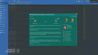 Football Manager 2017 - Screenshot