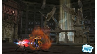 <b<Lineage 2</b><br/>Screenshot zum Update »High Five«