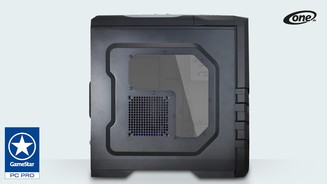 One GameStar-PC Pro mit Antec GX505