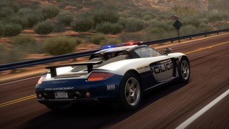 <b>Need for Speed: Hot Pursuit</b><br/>Porsche Carrera GT (Cop)