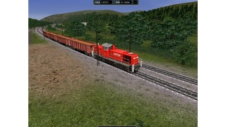 Rail Simulator 1