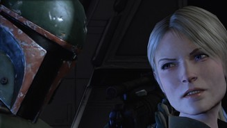 <b>Star Wars: The Force Unleashed 2</b><br>Juno Eclipse und Boba Fett werden zu Randfiguren degradiert.