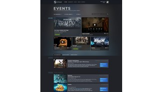 Steam - Neues Interface