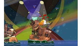 <b>Worms Reloaded</b><br>Bilder aus dem TF2-DLC.