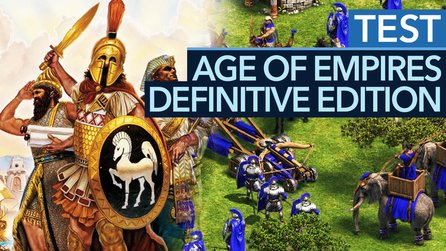 Age of Empires: Definitive Edition - Test-Video: Das schönste 2D-RTS aller Zeiten