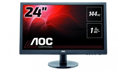Amazon Blitzangebote am 18. Juni - AOC 24 Zoll Freesync-Monitor, Corsair Tastatur und Headset