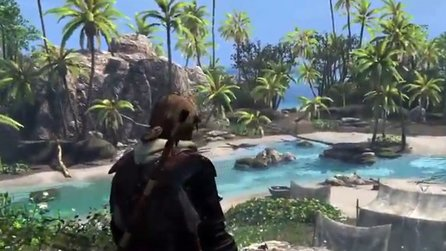 Assassin's Creed 4: Black Flag - Technik-Trailer: Die Bits & Bytes hinter der Open World