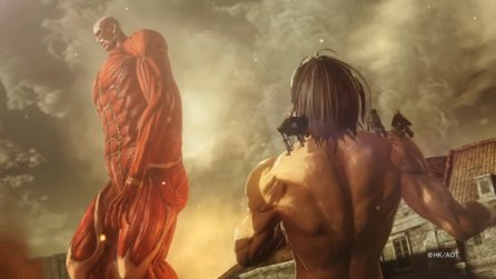 Attack on Titan 2: Final Battle - Trailer zeigt Donnerspeere im Einsatz