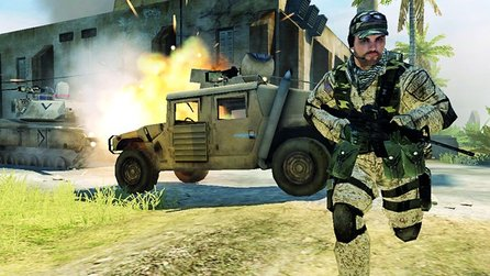 Battlefield 2 - Test: Der beste Multiplayer-Shooter