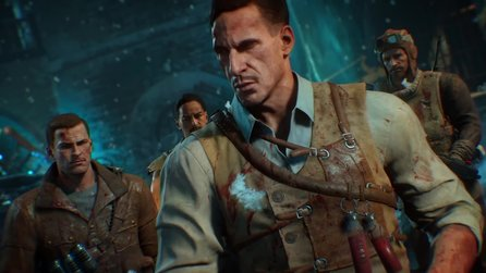 Call of Duty: Black Ops 3 - Trailer: Was ist bisher in der Zombie-Kampagne passiert?