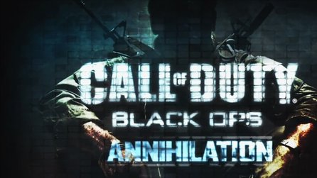 Call of Duty Black Ops - Annihilation Mappack-Karten vorgestellt