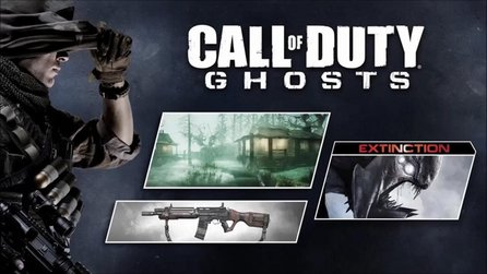 Call of Duty: Ghosts - Trailer zum Season Pass