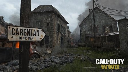 Call of Duty: WW2 - Gameplay-Trailer zur Bonus-Karte Carentan