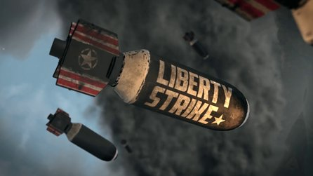 Call of Duty: WW2 - Liberty Strike-Event im Trailer, Patriotismus als Thema