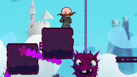 Cloudberry Kingdom - Entwickler-Trailer zum Jump'n'Run