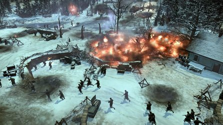 Company of Heroes: 2 Ardennes Assault - Trailer: Preorder-Bonus »Fox Company«