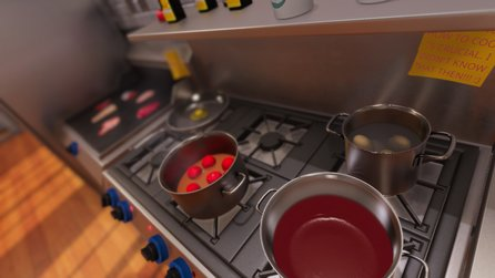 Cooking Simulator im Test im Test - Das defekte Dinner