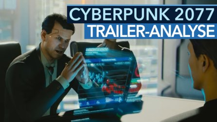 Cyberpunk 2077 - Analyse-Video: Alle Geheimnisse des E3-Trailers