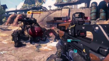 Destiny - Gameplay-Video von der E3 als Direct-Feed