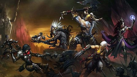 Diablo 3 - Kontrollbesuch-Video nach Patch 1.0.5