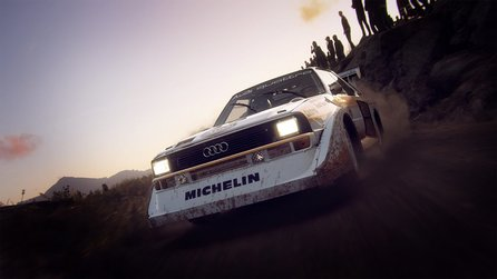 Dirt Rally 2.0 - Ankündigungstrailer zum Hardcore-Rally-Spektakel