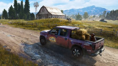 Far Cry 5 - Live-Event Pickup Blowup lässt euch Autos schrotten