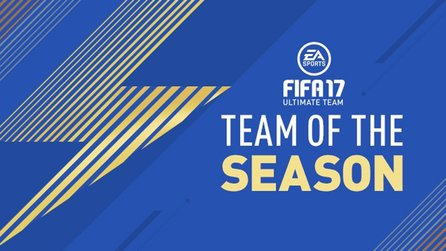 FIFA 17 EA TOTS - Das ist das ultimative Team of the Season