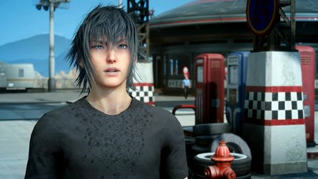 Final Fantasy 15 - Trailer zeigt Vorteile der PC-Version