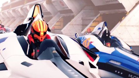 Formula Fusion - Release-Trailer zum Start des PC-WipEouts