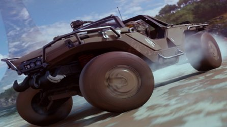 Forza Horizon 4 - Leak zeigt Autos und Halo-Event mit Master Chief