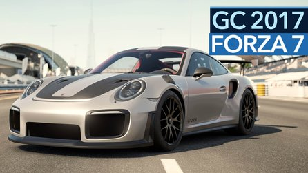 Forza Motorsport 7 - Demo-Gameplay im Video: Was die PC-Version kann - und was nicht