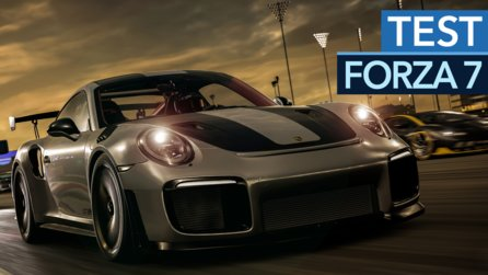 Forza Motorsport 7 - Test-Video: Der fast perfekte Racing-Mix