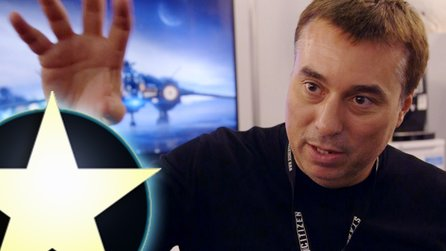 GameStar TV: Chris Roberts im Interview - Folge 67/2016