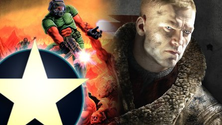 GameStar TV: Retro-Shooter, Medipacks & Wolfenstein - Folge 14/2014
