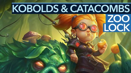 Guide-Video: Kobolds & Katacombs - Geheim-Tipp: Zoo-Warlock