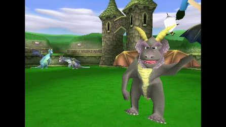 Hall of Fame der besten Spiele - Spyro the Dragon