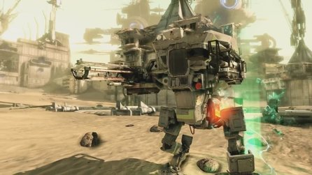 Hawken - Gameplay-Trailer zum Siege-Mode
