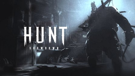 Hunt: Showdown - Gameplay-Trailer stellt Horror-Survival-Shooter vor