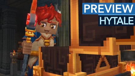 Hytale - Preview-Video: Was hat das Minecraft 2.0 zu bieten?